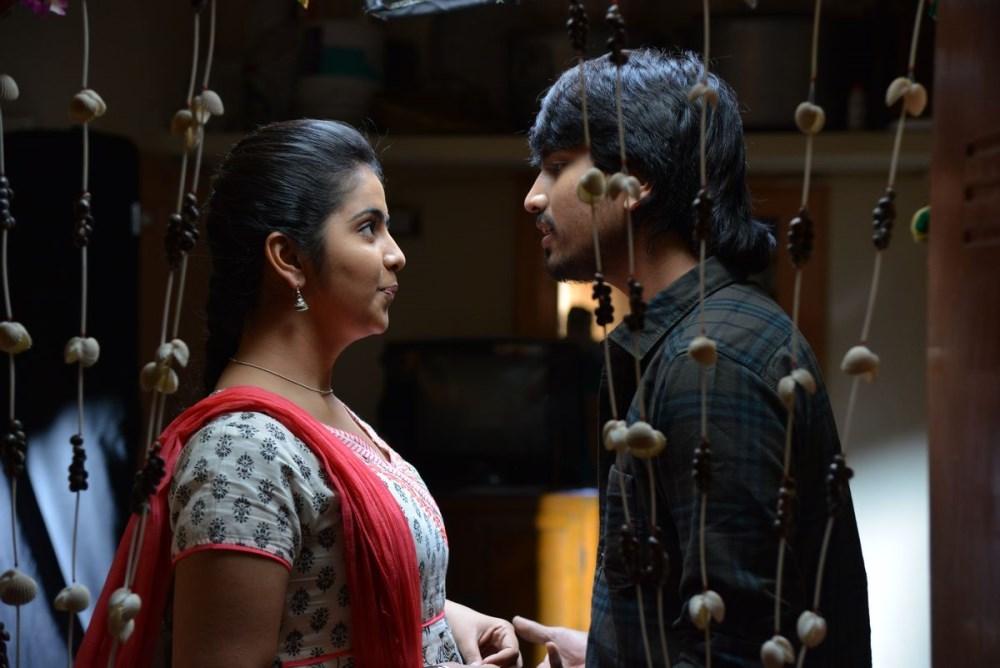 Avika Gor, Raj Tarun in Cinema Choopistha Maava Movie Stills