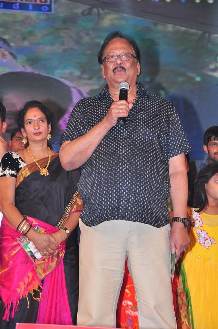 Krishnam Raju @ Cinema Chupista Maava Movie Audio Release Stills