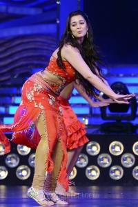 Actress Charmi at CineMAA Awards 2013 Function Photos
