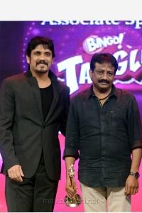 Nagarjuna, Sai Korrapati at CineMAA Awards 2013 Function Photos