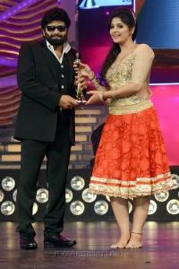 Ali, Anjali at CineMAA Awards 2013 Function Photos