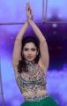 Actress Tamannaah @ CineMAA Awards 2016 Function Stills