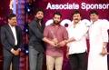 Nagarjuna, Jr NTR, Chiranjeevi, Rajendra Prasad @ CineMAA Awards 2016 Function Stills