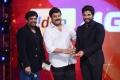 Puri Jagannadh, Chiranjeevi, Allu Arjun @ CineMAA Awards 2016 Function Stills