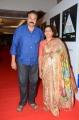 Nagendra Babu wife Padmaja Konidela @ CineMAA Awards 2016 Red Carpet Stills