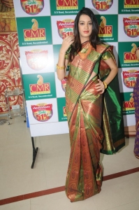Hyderabad Model Diksha Panth at CMR Secunderabad Ashadam Sale
