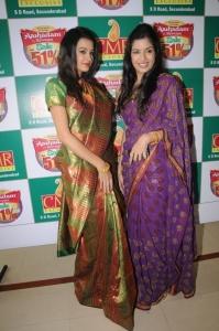 Annie, Diksha Panth at CMR 2012 Ashadam Offers Launch