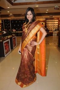 Hyderabad Model Himani Singh at CMR 2012 Ashadam Offers Launch Stills