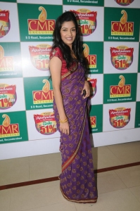 Beautiful Hyderabad Model Annie in Saree Pics