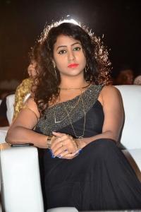 Actress Deepu Naidu @ C/O Godavari Audio Release Stills