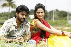 Rohit, Sruthi Varma in C/O Godavari Movie Stills