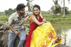 Rohit, Jenny Honey in C/O Godavari Movie Stills