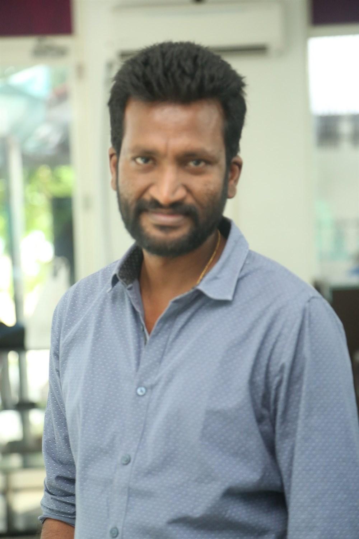 Director Suseenthiran @ C/O Surya Movie Press Meet Images