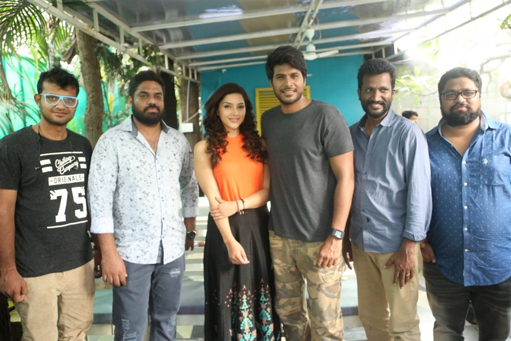 C/O Surya Movie Press Meet Images