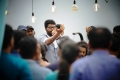 Director Ajay Gnanamuthu in Cobra Movie Shooting HD Images