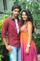 Aneesh Thejeswar, Sindhu Lokanath at Coffee With My Wife Movie Launch Stills