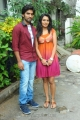 Aneesh Thejeswar, Yashika at Coffee With My Wife Movie Opening Stills