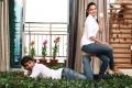 Anish Tejeshwar, Sindhu Lokanath in Coffee With My Wife Telugu Movie Stills