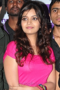 Actress Colours Swathi at Naturals Family Salon & Spa Inauguration in Secunderabad