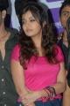 Colors Swathi in Pink Dress at Naturals Family Salon & Spa at Secunderabad