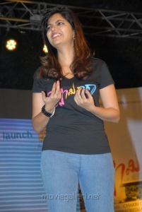 Colors Swathi New Photos at Swamy Ra Ra Audio Launch