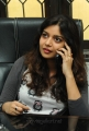 Actress Colors Swathi Pictures at Swamy Ra Ra Movie Interview