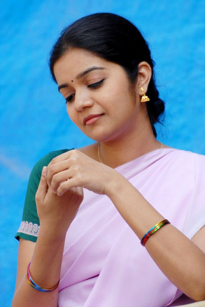 Picture  Colors Swathi Cute Saree Stills New Movie Posters