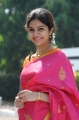 Actress Colors Swathi Cute Saree Stills
