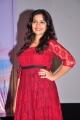 Telugu Actress Swathi Latest Photos in Red Dress