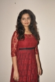 Actress Colors Swathi Latest Photos in Red Dress