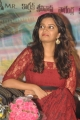 Actress Swathi Reddy in Red Dress Photos