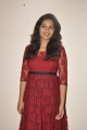 Actress Colours Swathi in Red Dress Photos