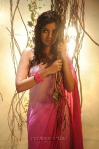 Colors Swathi Latest Hot Saree Stills