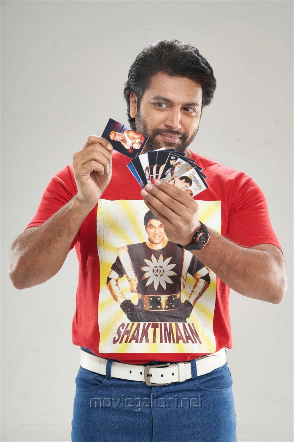 Actor Jayam Ravi in Comali Movie Stills HD