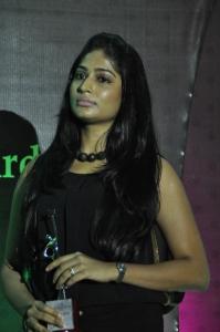 Actress Vijayalakshmi Agathiyan @ Cosmoglitz Beauty Awards Photos