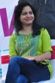Singer Sunitha @ COWE Walkathon, Hyderabad