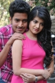Harish Kalyan, Meenkkshi at Crazy Hearts Movie Opening Photos