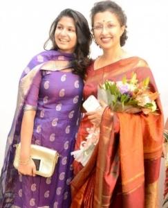 Subbulakshmi, Gouthami @ Crazy Mohan Son Wedding Reception Photos