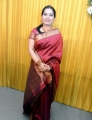 Mahanadhi Shobana @ Crazy Mohan Son Wedding Reception Photos