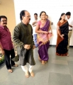 Crazy Mohan Son Wedding Reception Photos