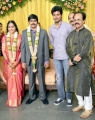 Sivakarthikeyan @ Crazy Mohan Son Wedding Reception Photos