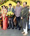 Director Shankar @ Crazy Mohan Son Wedding Reception Photos