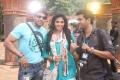 Arya, Anjali, Santhanam in Crazy Movie Stills