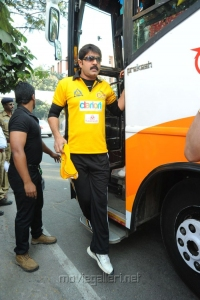 Srikanth at Crescent Cricket Cup 2012 Photos
