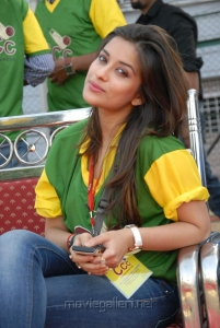 Madhurima at Crescent Cricket Cup 2012 Photos