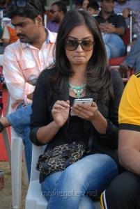 Bhanu Sri Mehra at Crescent Cricket Cup 2012 Photos