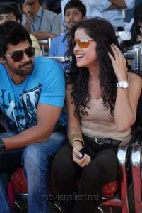 Naveen Chandra, Piaa Bajpai at Crescent Cricket Cup 2012 Photos