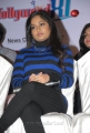 Actress Madhavi Latha at Crescent Cricket Cup 2012 Press Meet Stills