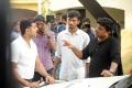 Arun Vijay, Arivazhagan @ Crime 23 Movie Working Stills HD