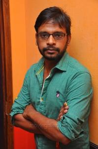 Director Raju Murugan @ Cuckoo Movie Success Meet Stills